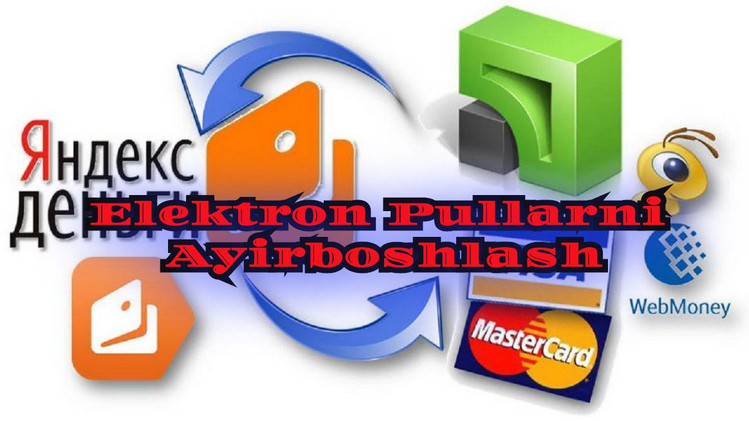 Elektron Pullarni Ayirboshlash
